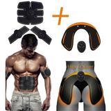 KIT Tonificador Muscular Glúteos Abdomen Biceps - Ems