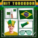 Kit Torcedor Premium Homem 5 itens Brasil - Festabox