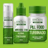 Kit tratamento para queda de cabelo e calvície - Farmácia eficácia