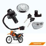 Kit Travas Chave Ignição Bros 150 Flex 2011 até 2014 Magnetron