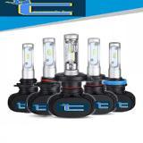 Kit ultra led h8 8.000 lumens 6.000k 12v 24v - Firstoption