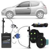 Kit Vidro Elétrico Ford Ka 2008 2009 2010 2011 2012 2013 2014 2 Portas Dianteiras Inteligente - Dial