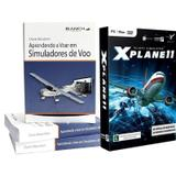 Kit X-Plane 11 - Simulador + Livro - Bianch