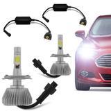 Kit Xenon Led Para Carro Farol Automóvel Lampada H11 6000k - Hamy
