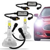 Kit Xenon Led Para Carro Farol Automóvel Lampada H7 6000k - Hamy