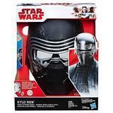 Kylo Ren Máscara Eletrônica Deluxe Star Wars Disney - Hasbro C1428