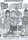 La pandilla libro del profesor 2 - Edelsa (anaya)