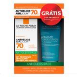 La Roche-Posay Anthelios Airlicium - Protetor Solar + Gel de Limpeza