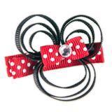 Laço Personagem Minnie Vermelha - Petitpapillon