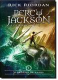 Ladrão de Raios, O - Vol.1 - Série Percy Jackson e os Olimpianos - Intrinseca