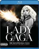 Lady Gaga-Monster Ball Tour - Blu Ray Importado - Universal