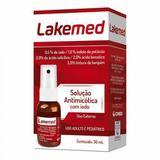 Lakemed solução topica  30ml - cimed