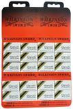Lâmina De Barbeador Para Barbear Wilkinson Sword Cartela Com 60 Lâminas