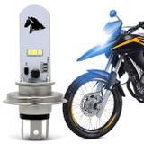 Lâmpada Super LED Honda XRE 300 2010 A 2019 H4 8000K 35W Luz Azulada Farol Alto ou Baixo - St