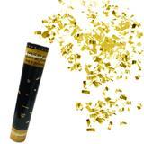 Lança Confete Dourado - Ateliê vivi castro