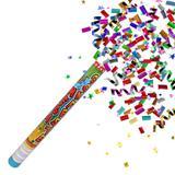 Lança Confete Mega Colorido 40 cm Mundo Bizarro