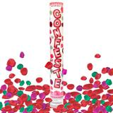 Lança Confetes Pétalas de Rosas - Festabox
