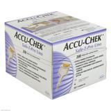 Lanceta Accu-Chek Safe-T Pro Uno Com 200 Unidades - Roche
