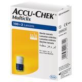 Lancetas Accu-Chek Multiclix com 100 Unidades - Roche