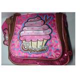 Lancheira cupcake lovers marrom- ck9218l clio