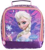 Lancheira Escolar Dermiwil Frozen Elsa 60208 - Tendtudo