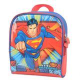 Lancheira Super Man LA32883SM Azul - Luxcel