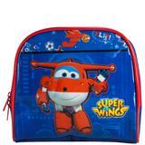 Lancheira Super Wings LA32683SW Azul Escuro - Luxcel