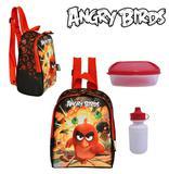 Lancheira Térmica Angry Birds Alto Relevo Santino