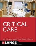 Lange Critical Care - Mcgraw hill education