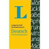 Langenscheidt Schulwörterbuch Deutsch Als Fremdsprache - Langenscheidt europa