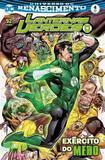 Lanternas Verdes: Renascimento - Ed. 4 - Dc comics
