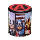 Lata Marvel Vingadores17x17x19cm