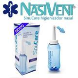Lavador E Higienizador Nasal - NasiVent Sinucare - Fácil Uso Diário - Vital body