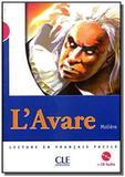 LAvare + CD audio (niveau 3) - Cle international