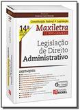 Legislação de Direito Administrativo   MAXILETRA   Constituição Federal + Legislação - Rideel