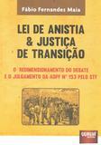 Lei de Anistia  Justiça de Transição - Juruá