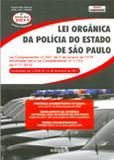 Lei Orgânica da Polícia do Estado de São Paulo - Edipro