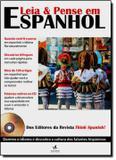 Leia e pense em espanhol com cd - Alta books