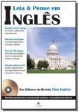 Leia e pense em ingles - Alta books