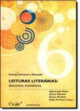 Leituras literarias - discursos transitivos - Autentica