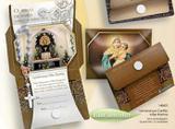 Lembrança cartão mãe rainha - Armazem