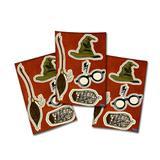 Lembrancinha Adesivo Especial Harry Potter 30 unidades Festcolor - Festabox