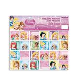 Lembrancinha Adesivos Princesas Arabesco 02 cartelas Cromus - Festabox