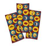 Lembrancinha Adesivos Redondo As Aventuras de Poliana 03 Cartelas Festcolor - Festabox