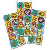 Lembrancinha Adesivos Scooby Doo 03 cartelas Festcolor - Festabox