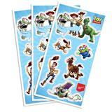 Lembrancinha Adesivos Toy Story 03 cartelas Regina Festas