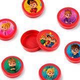 Lembrancinha Mini Latinha Alvin e os Esquilos 10 unidades - Festabox