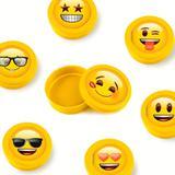 Lembrancinha Mini Latinha Emoji  10 unidades - Festabox