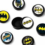 Lembrancinha Mini Latinha Festa Infantil Batman Geek 10 unidades - Festabox