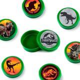 Lembrancinha Mini Latinha Festa Infantil Jurassic Park World 10 unidades - Festabox